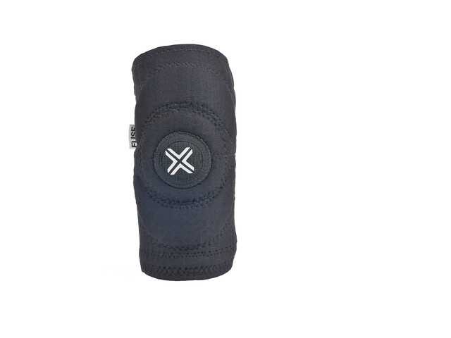 FUSE Alpha Elbow Sleeves, negro/blanco